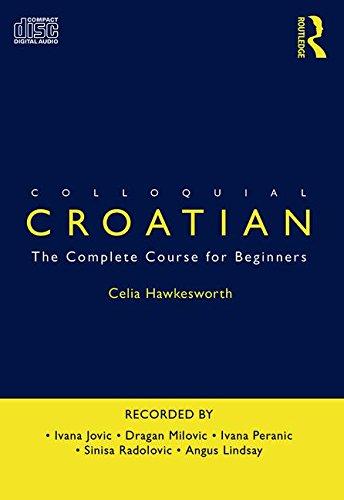 9780415348959: Colloquial Croatian