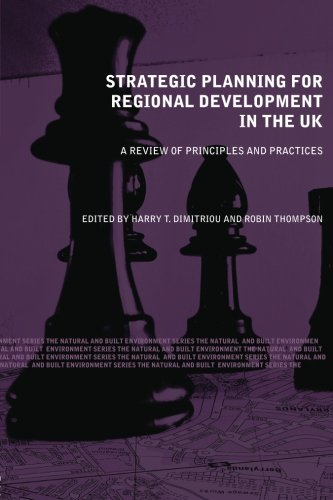 9780415349383: Strategic Planning for Regional Development in the UK (Natural and Built Environment Series)