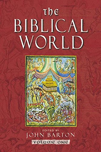 The Biblical World (Routledge Worlds): Routledge