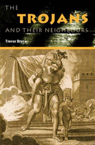 9780415349550: The Trojans & Their Neighbours (Peoples of the Ancient World)
