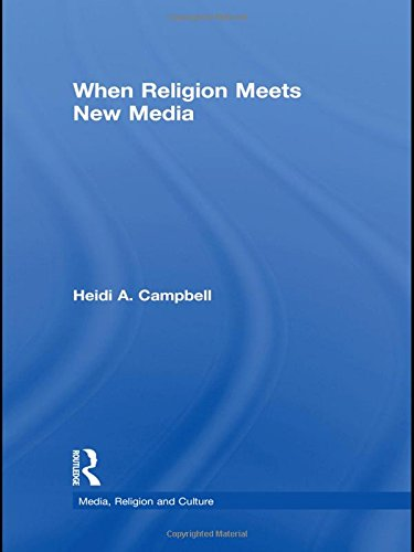 9780415349567: When Religion Meets New Media (Media, Religion and Culture)