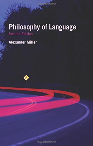 9780415349819: Philosophy of Language (Fundamentals of Philosophy)
