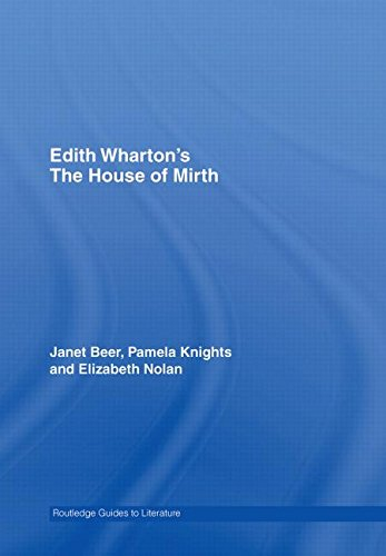 9780415350099: House Of Mirth (Routledge Guides to Literature)