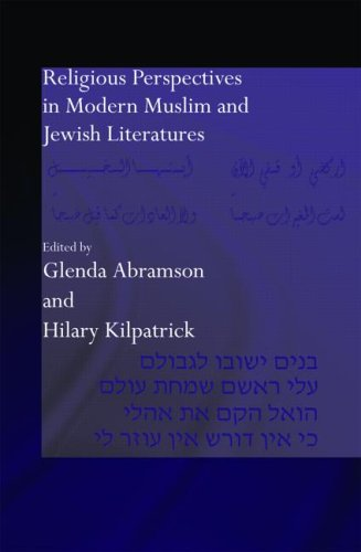 9780415350211: Religious Perspectives in Modern Muslim and Jewish Literatures (Routledge Studies in Middle Eastern Literatures)