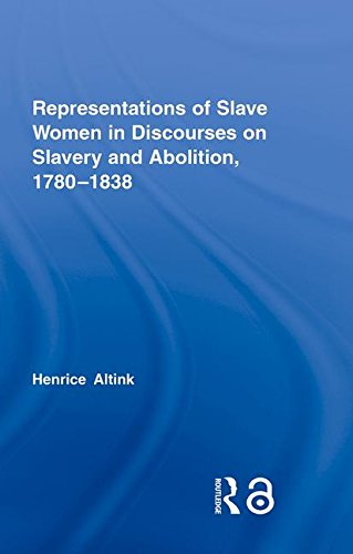 9780415350266: Representations of Slave Women in Discourses on Slavery and Abolition, 1780–1838 (Routledge Studies in Slave and Post-Slave Societies)