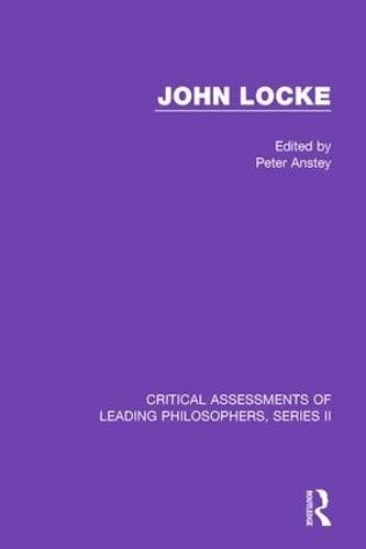 9780415350563: John Locke:Critical Assess Ii