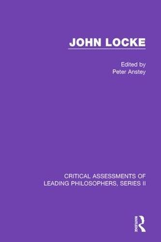 9780415350570: John Locke:Critical Assess Ii