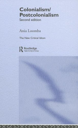 9780415350631: Colonialism/Postcolonialism (The New Critical Idiom)