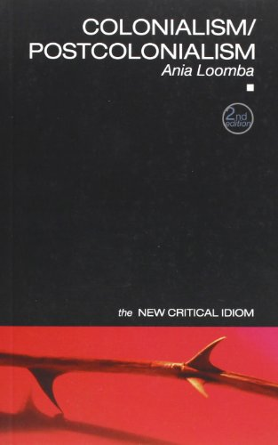 9780415350648: Colonialism/Postcolonialism (The New Critical Idiom)