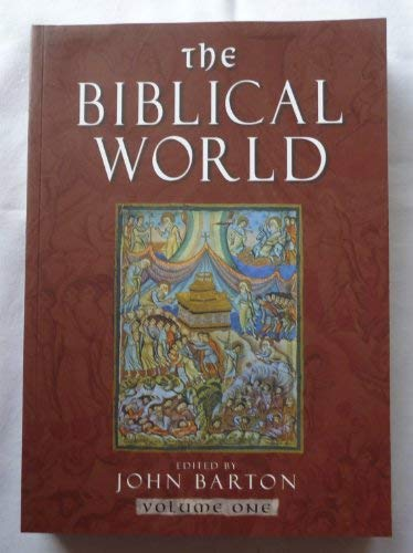 Biblical World Vol1 (0415350905) by BARTON