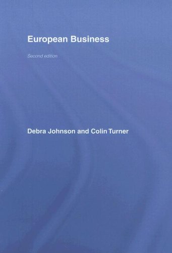 9780415351348: European Business