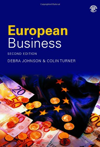 9780415351355: European Business