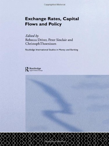 Exchange Rates, Capital Flows And Policy