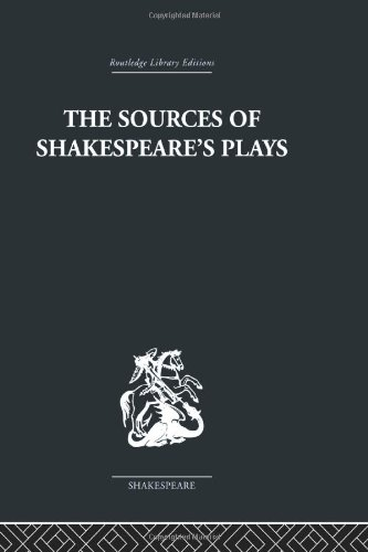 9780415352994: The Sources of Shakespeare's Plays
