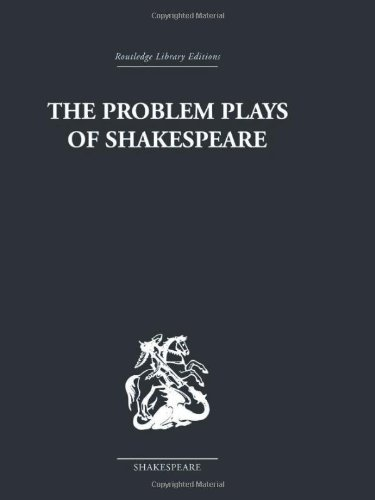 9780415353052: The Problem Plays of Shakespeare: A Study of Julius Caesar, Measure for Measure, Antony and Cleopatra