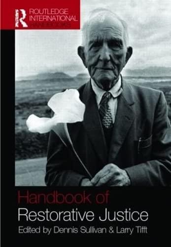 9780415353564: Handbook of Restorative Justice: A Global Perspective (Routledge International Handbooks)