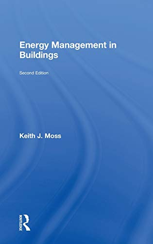 9780415353915: Energy Management in Buildings
