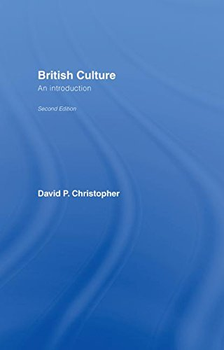9780415353960: British Culture: An Introduction