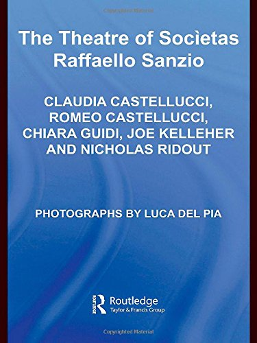 9780415354301: The Theatre of Societas Raffaello Sanzio