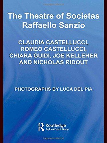 9780415354301: The Theatre of Societas Raffaello Sanzio