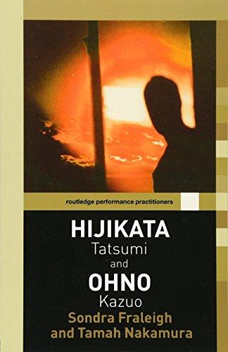 9780415354394: Hijikata Tatsumi and Ohno Kazuo (Routledge Performance Practitioners)