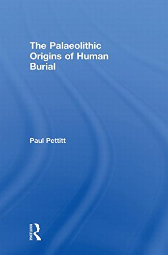 9780415354899: The Palaeolithic Origins of Human Burial