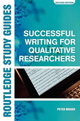 9780415355391: Successful Writing for Qualitative Researchers (Routledge Study Guides)