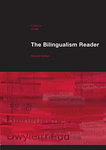9780415355551: The Bilingualism Reader