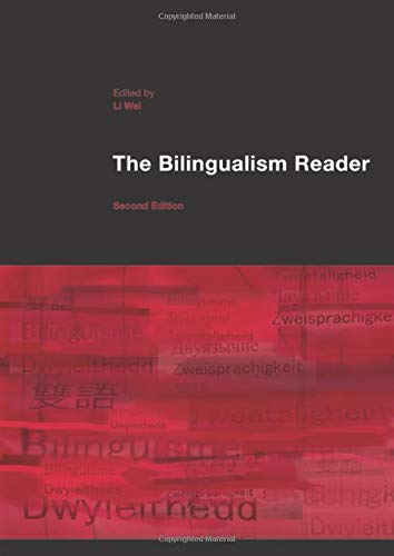 9780415355551: The Bilingualism Reader
