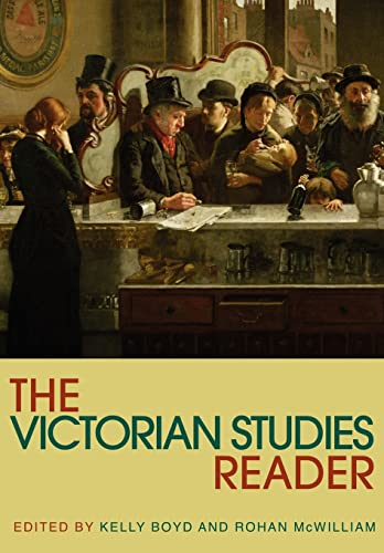 9780415355797: The Victorian Studies Reader (Routledge Readers in History)