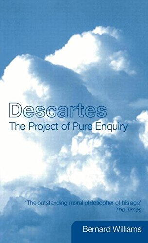 9780415356268: Descartes: The Project of Pure Enquiry