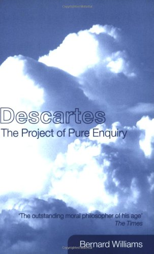 9780415356275: Descartes: The Project of Pure Enquiry