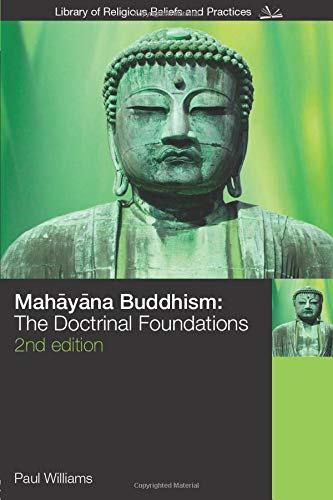 9780415356534: Mahayana Buddhism: The Doctrinal Foundations (The Library of Religious Beliefs and Practices)