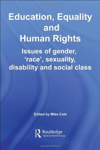 9780415356602: Education, Equality and Human Rights: Issues of gender, 'race', sexuality, disability and social class