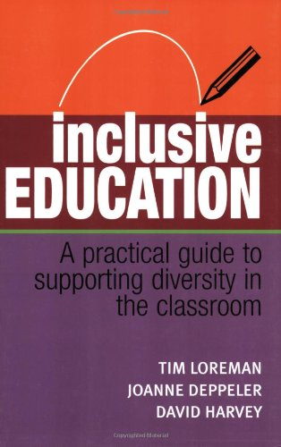 9780415356695: Inclusive Education: A Practical Guide to Supporting Diversity in the Classroom