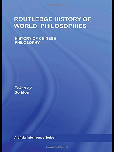 9780415356886: The Routledge History of Chinese Philosophy (Routledge History of World Philosophies)