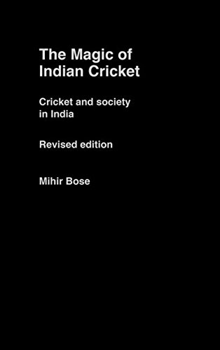 9780415356916: The Magic of Indian Cricket: Cricket and Society in India (Sport in the Global Society)