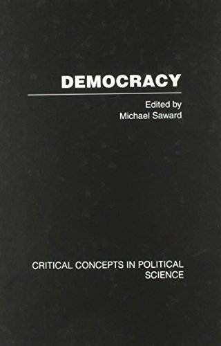 9780415357067: Democracy (Critical Concepts in Political Science) (4 Volume Set) (v. 1, v. 2, v. 3 & v)