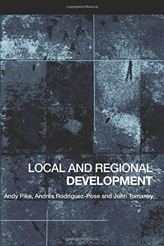9780415357173: Local and Regional Development