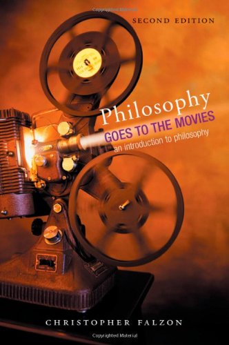 9780415357258: Philosophy Goes to the Movies: An Introduction to Philosophy