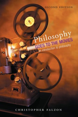 9780415357265: Philosophy Goes to the Movies: An Introduction to Philosophy