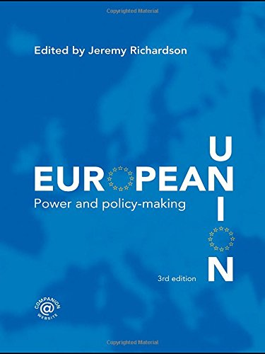 9780415358132: European Union: Power and Policy-Making (Routledge Research in European Public Policy)