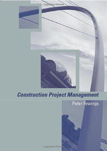 9780415359054: Construction Project Management