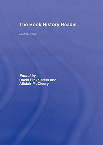 9780415359474: The Book History Reader