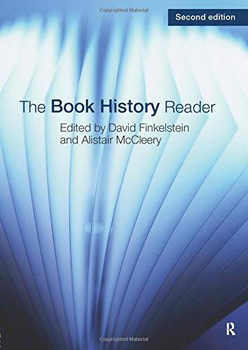 9780415359481: The Book History Reader