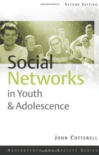 9780415359498: Social Networks in Youth and Adolescence (Adolescence and Society)