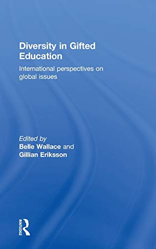 9780415361057: Diversity in Gifted Education: International Perspectives on Global Issues