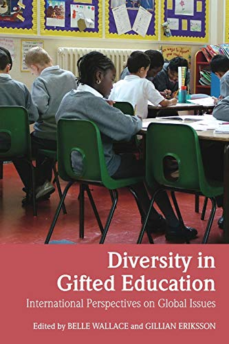 9780415361064: Diversity in Gifted Education: International Perspectives on Global Issues