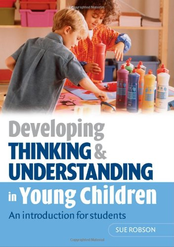 9780415361088: Developing Thinking and Understanding in Young Children: An introduction for students