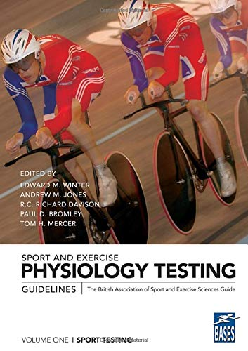 9780415361408: Sport and Exercise Physiology Testing Guidelines: The British Association of Sport and Exercise Sciences Guide. Volume I: Sport Testing (Sport and ... Testing Guidelines (Wiley)) (Volume 1)